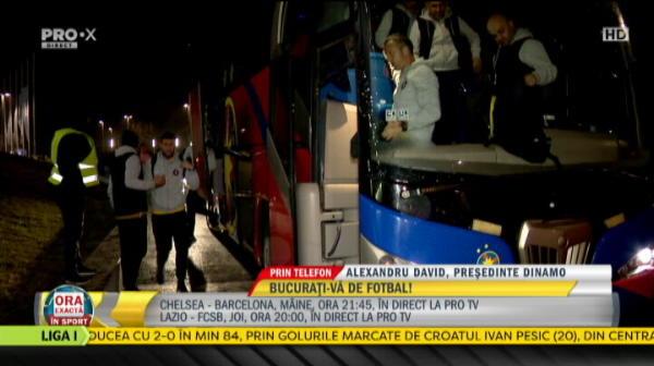 """Miriuta bate sau pleaca de la Dinamo: """"E o partida de care depinde postul tuturor!"""""""
