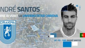 """OFICIAL! CSU Craiova a transferat un fost jucator de la Sporting Lisabona: """"A jucat alaturi de Ronaldo!"""""""