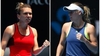 "HALEP, NR.1 WTA // Wozniacki explica de ce i-a cedat locul 1 Simonei Halep: ""Trebuie sa am grija"""