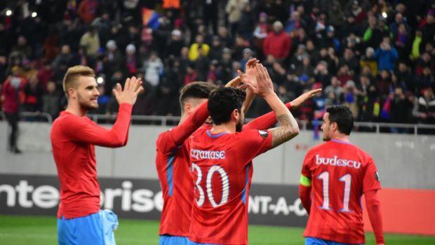 LAZIO - STEAUA, JOI, PRO TV // Un jucator este OUT dupa meciul cu Dinamo! Nu face deplasarea la Roma si nu mai are voie sa se antreneze cu echipa!