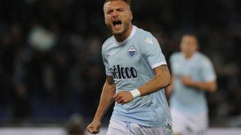 """""""Eu iarna nu dorm!"""" Immobile, mesaj in miez de noapte pentru fanii lui Lazio, inaintea BATALIEI cu Steaua. Ce le-a spus"""