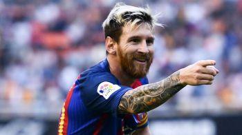 A cazut una, au mai ramas 11! Echipele impotriva carora Messi nu a reusit sa marcheze pana acum
