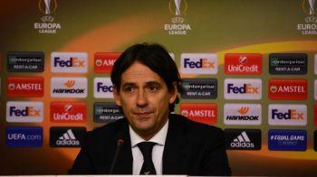 "LAZIO - FCSB, JOI, PRO TV // Simone Inzaghi avertizeaza inaintea returului: ""O sa atacam cu toate fortele, va fi cea mai buna echipa posibila!"""