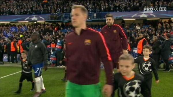 Chelsea 1-1 Barcelona - rezumat prima repriza