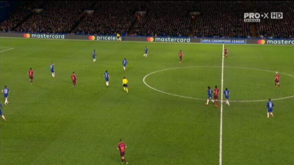 Chelsea 1-1 Barcelona - rezumat a doua repriza