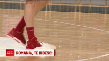 Un italian joaca in nationala de baschet a Romaniei! Povestea lui e senzationala