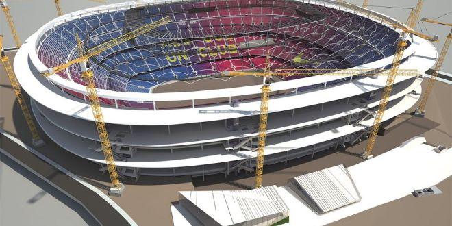 Lovitura de 300 de milioane de euro negociata de Barcelona! Catalanii pot obtine cel mai mare contract din istorie pentru vanzarea NUMELUI STADIONULUI