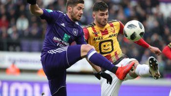 Anderlecht ramane fara jucatori romani! Alex Chipciu, pe lista neagra alaturi de alti 4 jucatori