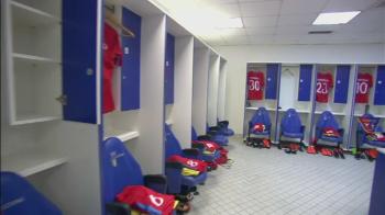 Ce au mancat stelistii in vestiar, inaintea meciului cu Lazio