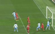 Vlad IMMOBILE! Apararea Stelei si pustiul Vlad, DISTRUSI de Lazio. VIDEO: cum a primit gol Steaua