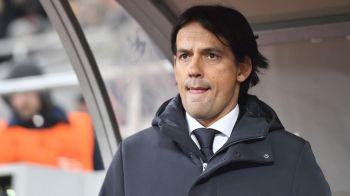 Moment INCREDIBIL pe banca lui Lazio la meciul cu Steaua! Ce a facut Simone Inzaghi chiar inainte de golul lui Immobile