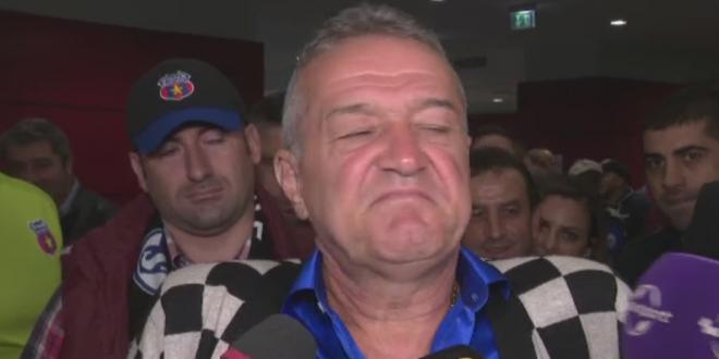 Becali, DISTRUS dupa DEZASTRUL cu Lazio! Prima reactie:  Niciodata n-am fost asa spulberati, am fost JALOANE  Ce promisiune a facut