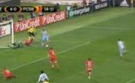 Steaua, CALCATA in picioare si umilita de Lazio! Ce gol a primit de la Immobile