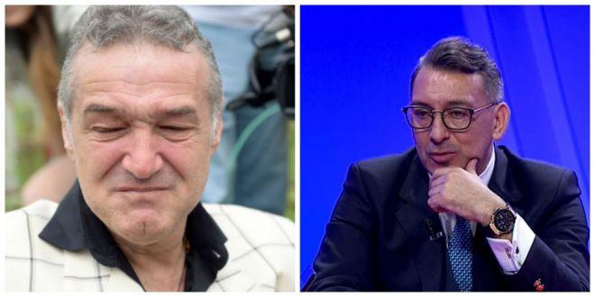 Gigi, nu te recunosc!  Ce a spus Ilie Dumitrescu in direct la TV, dupa ce Becali a inchis telefonul