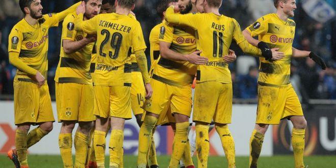 Arsenal e invinsa acasa, Dortmund se califica dupa un gol in min 82! Napoli, Sociedad si Villarreal sunt OUT! Toate rezultatele din Europa League
