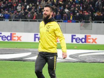 Enache a dat lovitura dupa ce a fost dat afara de Becali:  Merge sa ia mult mai mult decat la Steaua