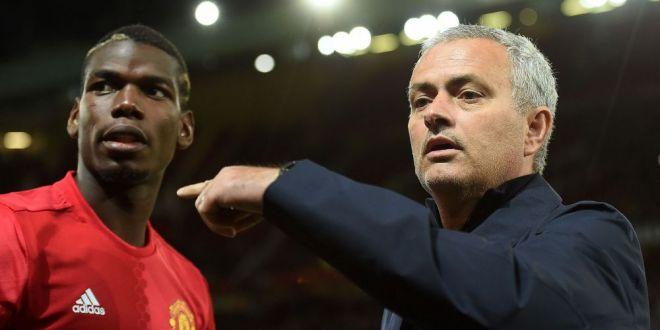 Aici eu sunt seful!  Scandal intre Mourinho si Pogba! Francezul de 100 de milioane vrea sa PLECE de la United!