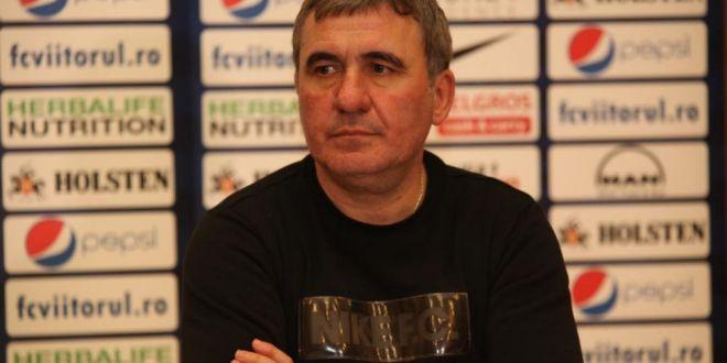 IASI - VIITORUL // Hagi REFUZA sa vorbeasca despre Steaua si Dinamo:  Nu am voie  Cum pregateste batalia de la Iasi