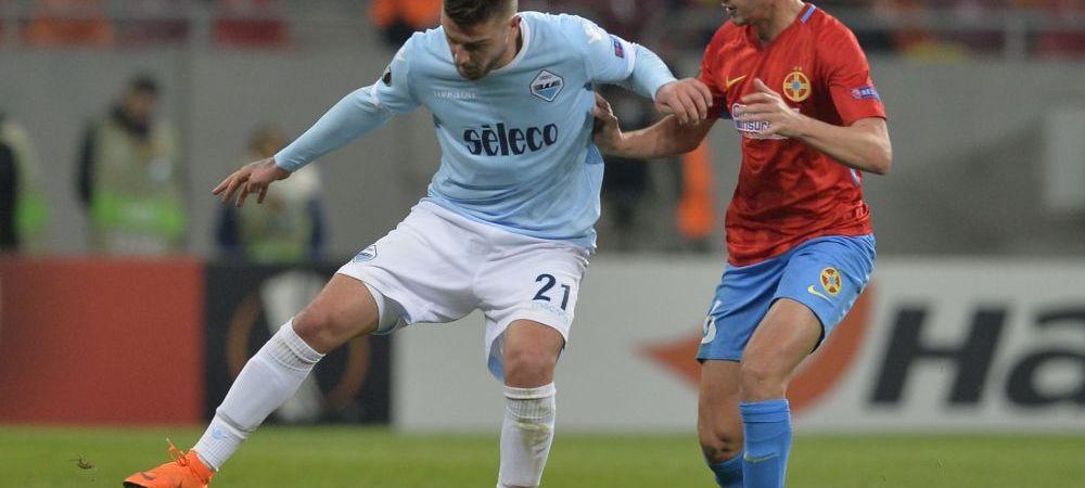 """""""Bombazo"""". REAL MADRID a fost la meciul Lazio - Steaua pentru un jucator! Dezvaluirea facuta de spanioli: """"E un fotbalist bijuterie"""""""