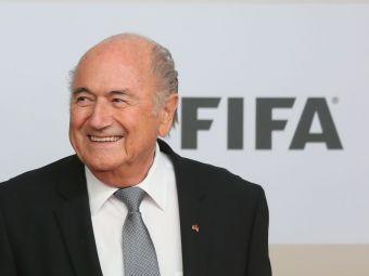 """""""It's time for Africa! Again"""". Surpriza: unde poate ajunge Cupa Mondiala in 2026! Blatter, omul care a sprijinit Qatarul pentru 2022, e din nou implicat"""