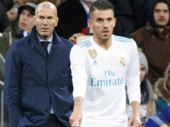 """""""M-am simtit teribil! Imi pare rau!"""" Zidane i-a cerut scuze fotbalistului pe care l-a bagat doar 29 de secunde pe teren"""