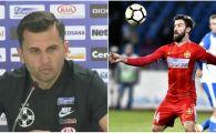 """""""I-am zis asta lui Enache de cand am venit la Steaua"""". Reactia surprinzatoare a antrenorului, dupa plecarea fotbalistului si declaratiile date ieri"""