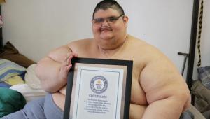 """Cum arata """"Cel mai gras om din lume"""" dupa ce a slabit 250 de kilograme! FOTO"""