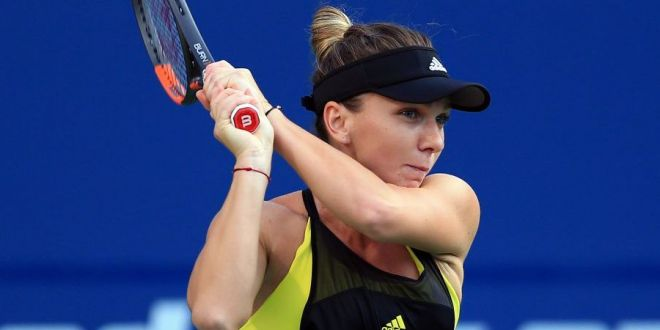 FOTO | Simona Halep a revenit la antrenamente si va participa la Indian Wells! Cum poate castiga aproape 1 MILION DE DOLARI cu minimum de efort
