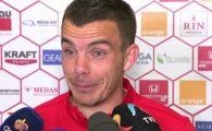 """Nistor, mintea limpede de la Dinamo: """"E rusinos, dar asta ne e valoarea acum! Locul 8 ne apartine"""". Ce obiectiv au dinamovistii in continuare"""