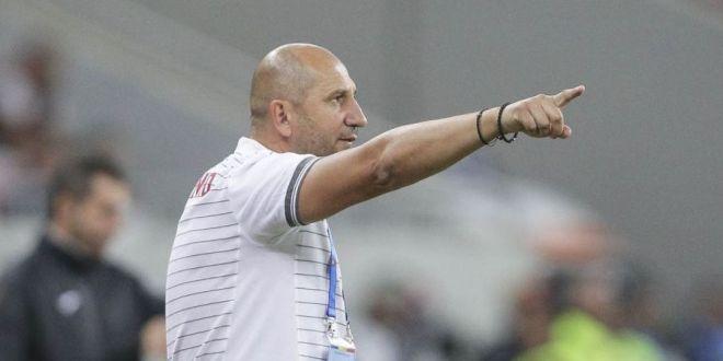 Dinamo si-a gasit antrenor:  Mi-am dat acordul! Dupa ce pleaca Miriuta, vom stabili detaliile!  Obiectivele trasate dupa ratarea play-off-ului