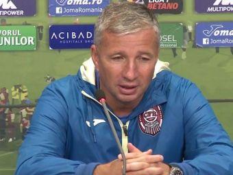 """Discursul lui Petrescu pentru jucatorii CFR-ului: """"Bai, baieti, ati facut un campionat excelent, dar de maine..."""" Ce a spus despre Dinamo"""