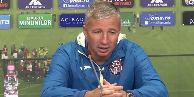 Discursul lui Petrescu pentru jucatorii CFR-ului:  Bai, baieti, ati facut un campionat excelent, dar de maine...  Ce a spus despre Dinamo