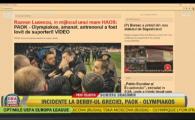 """""""Au jucat teatru, e o mare nedreptate pentru Razvan Lucescu!"""" Ce s-a intamplat la PAOK - Olympiakos"""