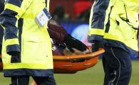 PRIMUL verdict in cazul accidentarii lui Neymar! Brazilianul a iesit in LACRIMI pe targa. FOTO