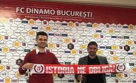 "Florin Bratu, prezentat oficial: ""Pregatire moderna si rezistenta fizica!"" Ce obiectiv are Dinamo in playOUT"