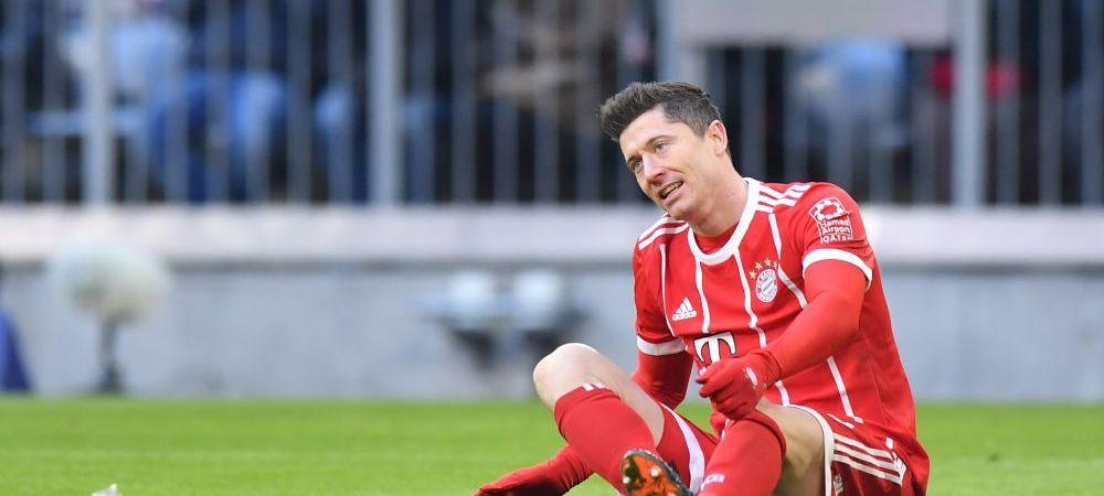 Anunt BOMBA facut in aceasta dimineata: Lewandowski i-a anuntat pe cei de la Bayern ca vrea sa plece! Cele 4 cluburi care se lupta pentru atacantul polonez