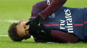 "Accidentarea lui Neymar, PREMEDITATA? ""I-a spus arbitrului ca vrea sa-l vada RANIT!"" Dezvaluiri incendiare in Franta"