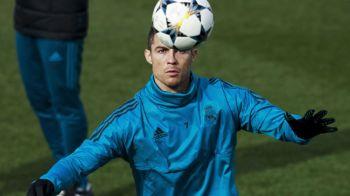 """Daca mi-as incheia acum cariera, as fi fericit!"" Cristiano Ronaldo si-a fixat un nou obiectiv: sa-l depaseasca pe Messi!"