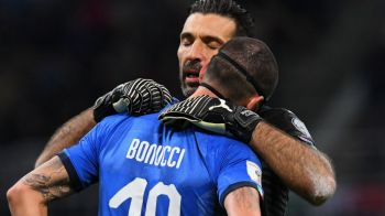 "Buffon se intoarce in nationala Italiei la 40 de ani! Decizia luata dupa lacrimile cu Suedia: ""Nu trebuia sa se incheie asa!"""