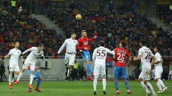 S-a votat pentru arbitrii straini in playoff! Conditia pentru ca derby-ul CFR Cluj - Steaua sa beneficieze de acest lucru