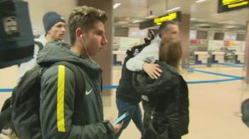 Fotbalist de la Atletico Madrid luat de Dica in deplasarea de la Sibiu! Cine este pustiul care a crescut langa Torres si Griezmann