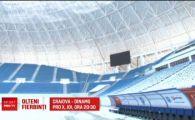 Oltenii vor sa faca un meci de 10 la -10 grade! Cate bilete au mai ramas pentru meciul cu Dinamo din Cupa