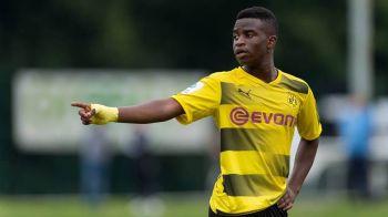Statistica incredibila a pustiului de 13 ani pe care Dortmund e sigura ca va lua zeci de milioane! Joaca deja la U17 si rupe plasele