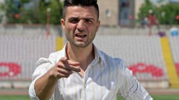 """Bratu vrea REVOLUTIE la Dinamo si mizeaza pe """"cateii tineri"""". Ce jucatori vrea sa bage in primul 11"""
