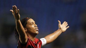 """""""Poate juca la orice echipa din LUME! Barca, Real Madrid, Man City .. ar fi titular la oricare!"""" Jucatorul de care s-a indragostit Ronaldinho"""