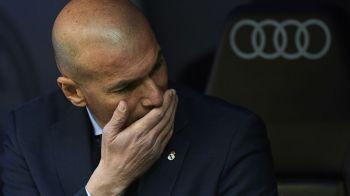 """""""Sunt furios pe jucatorii mei!"""" Reactia neasteptata a lui Zidane dupa infrangerea cu Espanyol! Ce l-a deranjat"""
