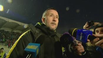 ULTIMA ORA | Reactie nervoasa a lui Mihai Stoica PE TERENUL INGHETAT de la Sibiu: atac la Burleanu si FRF