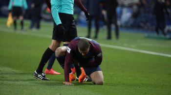 DEZASTRU pentru PSG! Dupa Neymar, si Mbappe s-a accidentat inaintea returului cu Real Madrid