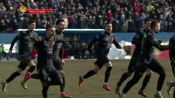 PENALI. BANALI. FATALI. Hermannstadt 3-0 Steaua! Steaua de SERIE B s-a umplut de RUSINE in noroi! AICI AI VIDEO CU FAZELE MECIULUI