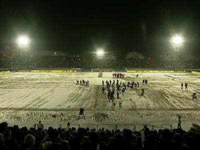 """Asta este marea problema dupa ce meciul Hermannstadt - Steaua a fost amanat ieri: """"Doare cel mai mult!"""" Ce s-a intamplat astazi"""